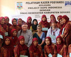 Dr. Howe Indonesia Women's and Children's Health