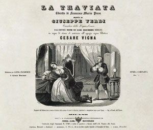 A century-and-a-half ago tuberculosis (TB) was such a fact of daily life that the tragic romance of a young woman dying from the disease was immortalized in Giuseppe Verdi's famous opera La Traviata.