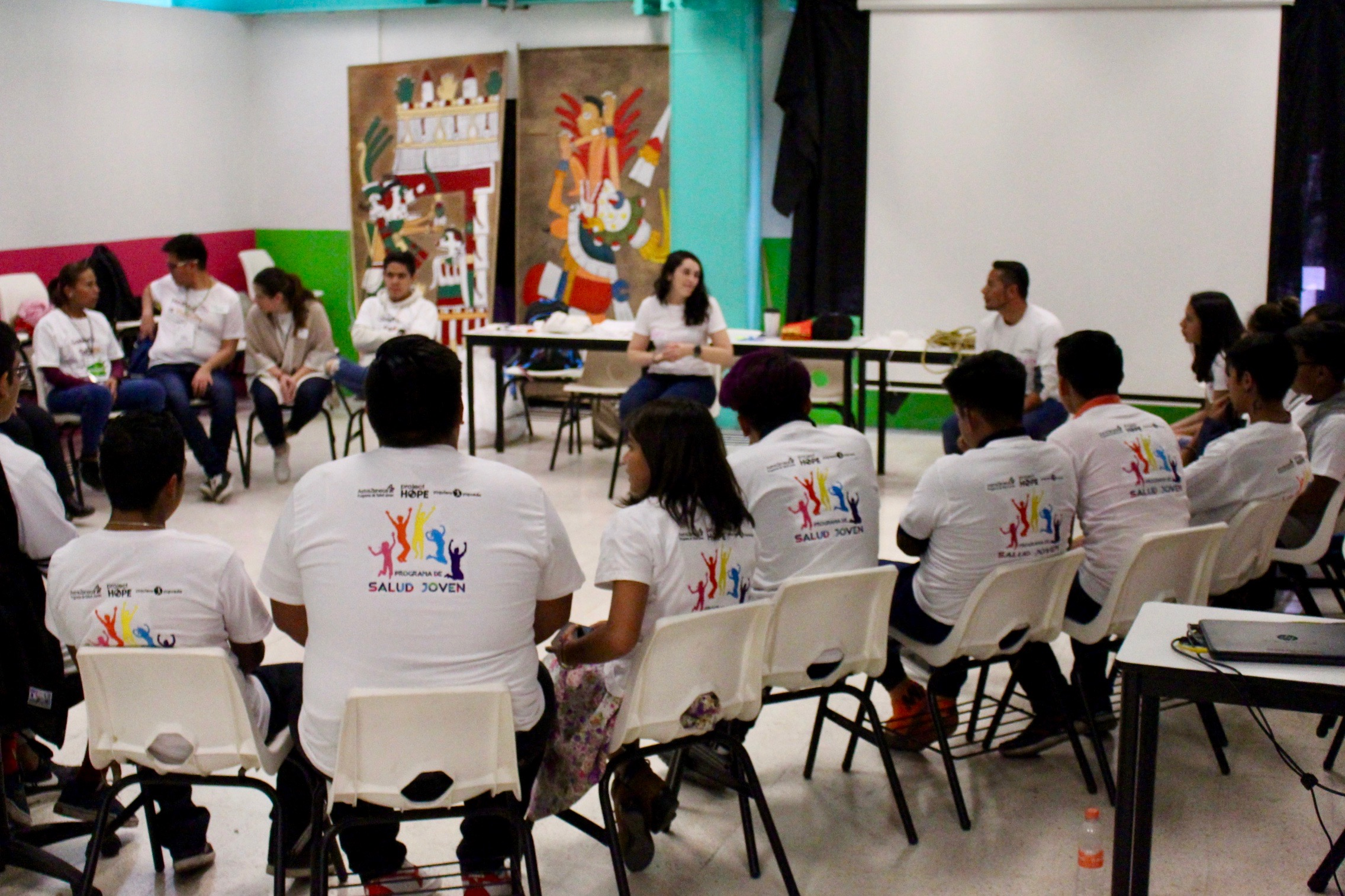 Young Health Program meeting in Mexico
